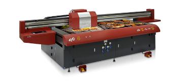 EFI Pro 24f LED Wide Format Flatbed Printer