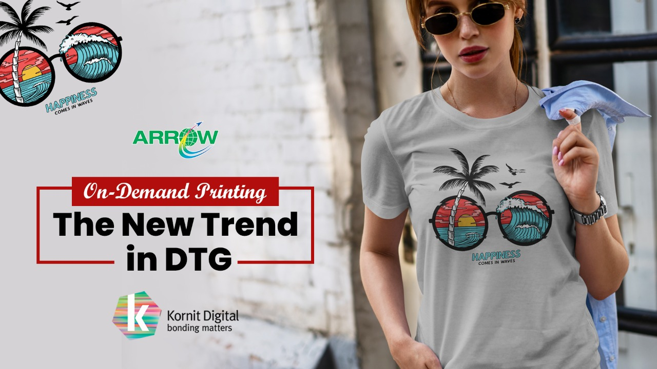 On-Demand Printing – The New Trend in DTG