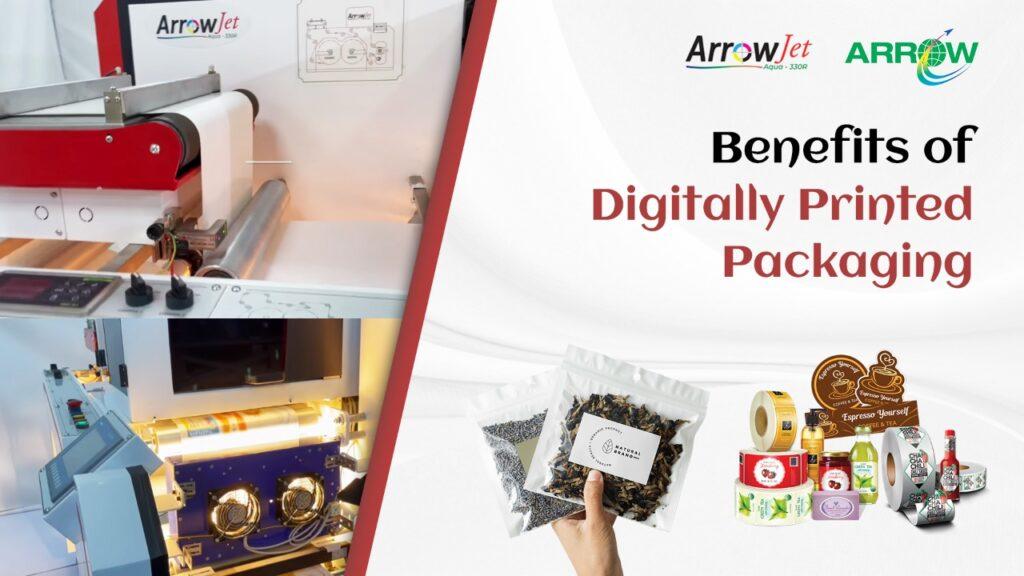 Benefits of Digitally Printed Packaging